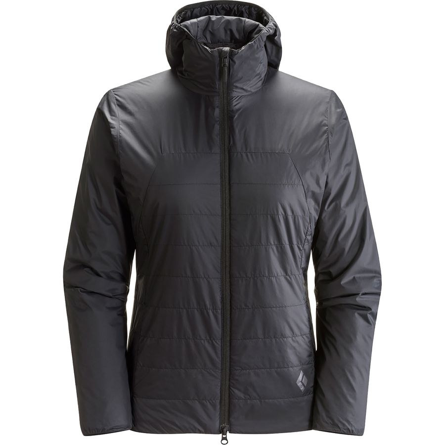 Black Diamond Access Hooded Insulated Jacket - Womens