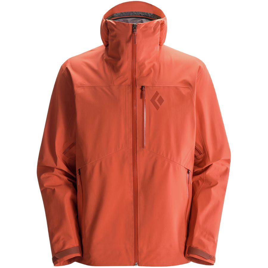 Black Diamond Sharp End Shell Jacket - Mens