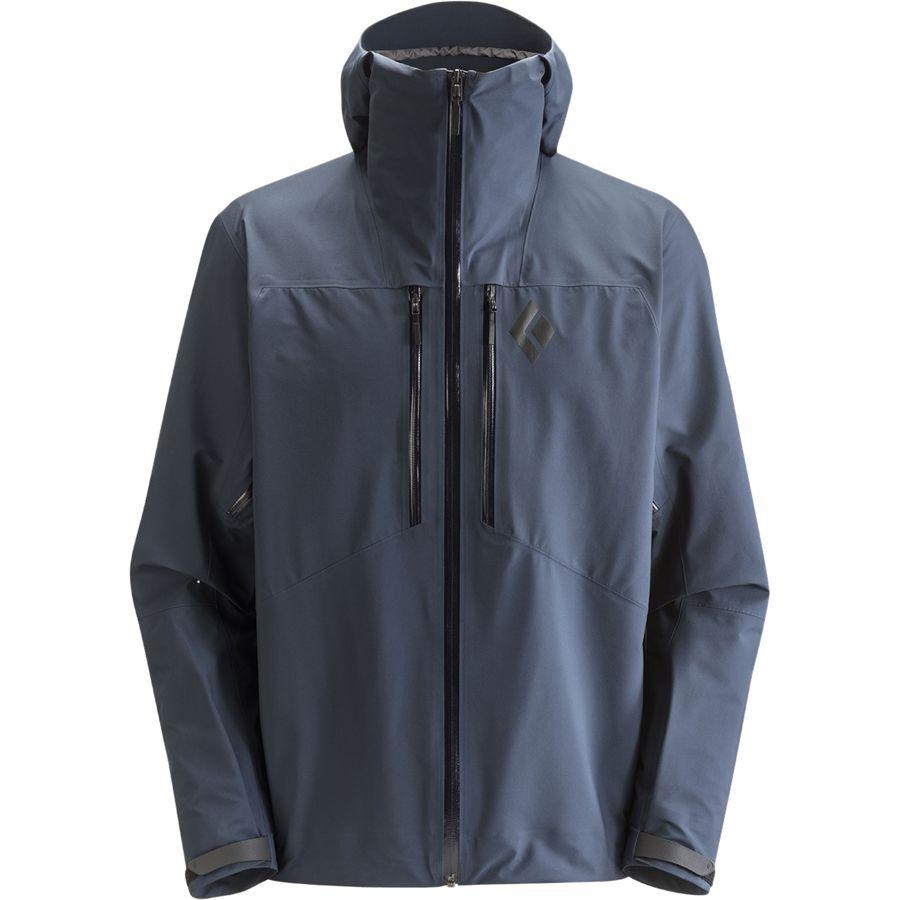 Black Diamond Helio Shell Jacket - Mens