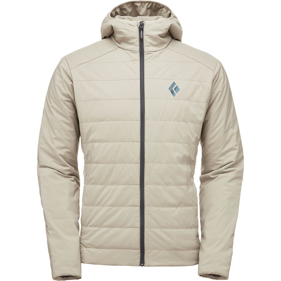 Black Diamond First Light Insulated Hooded Jacket Men S
