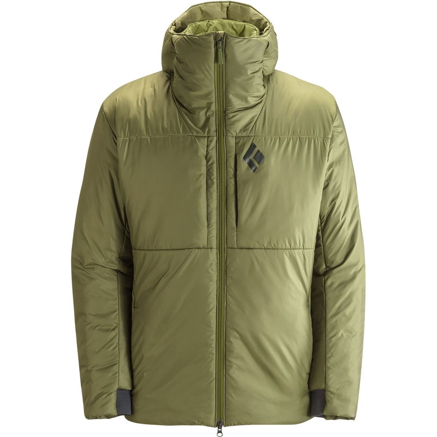 Black Diamond Stance Belay Insulated Parka - Mens
