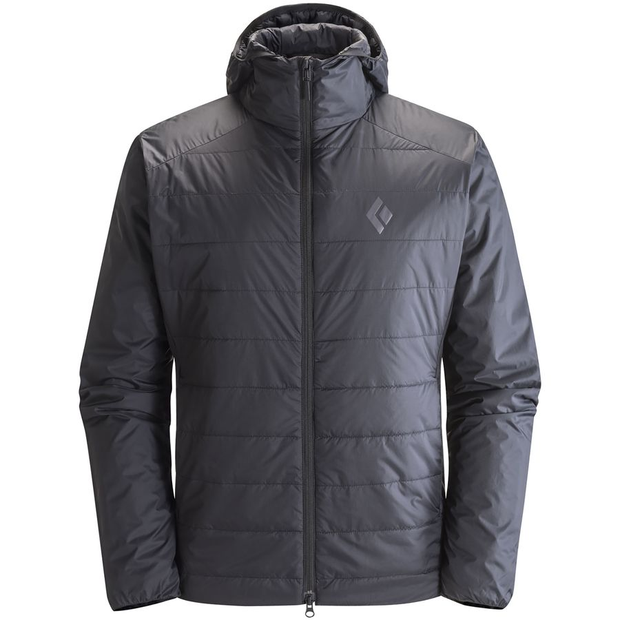 Black Diamond Access Insulated Hooded Jacket - Mens