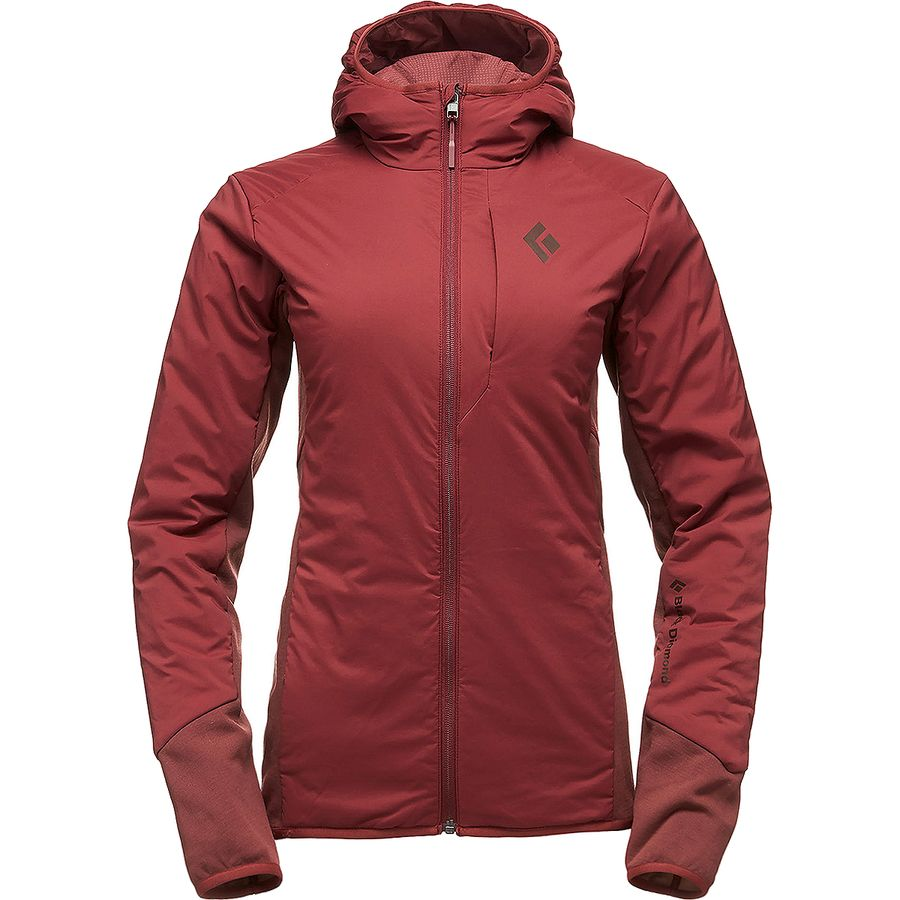 Black Diamond - First Light Hybrid Hooded Jacket - Women's - Rhone