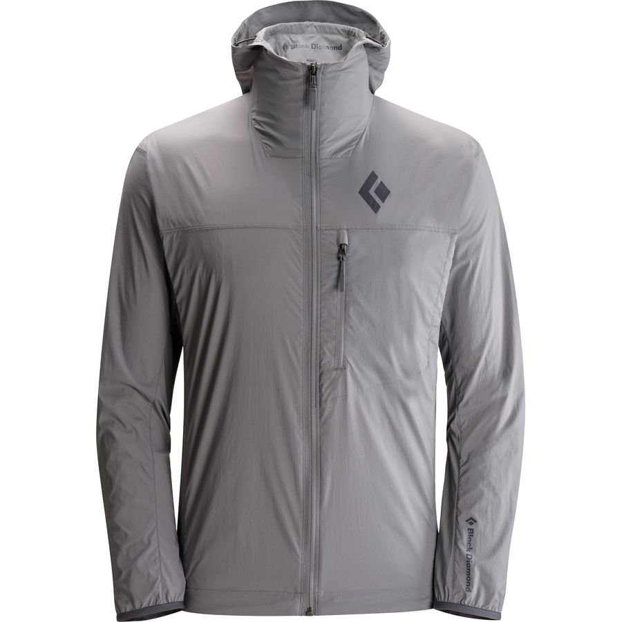 Black Diamond Alpine Start Hooded Jacket - Mens
