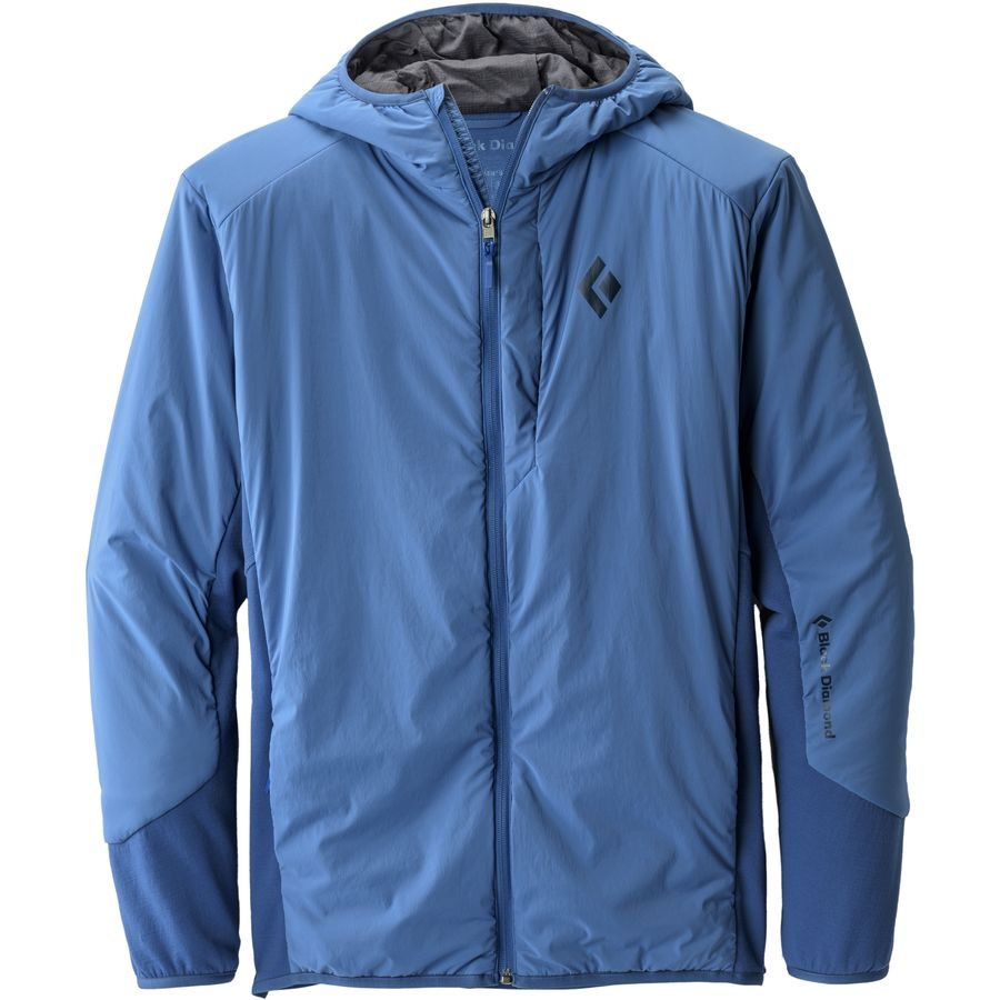 Black Diamond First Light Hybrid Hooded Jacket Men S