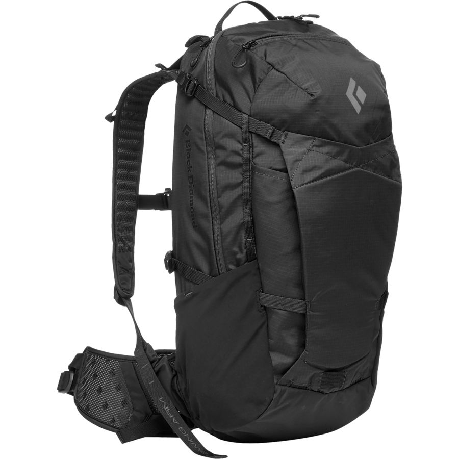 Black Diamond - Nitro 26L Backpack - Black