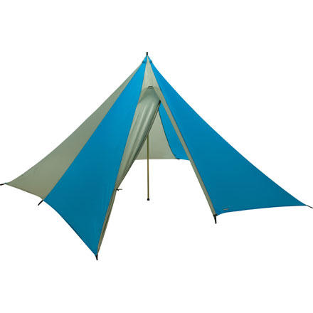 Black Diamond - Mega Light 4-Person Shelter - Blue/Silver  sc 1 st  Backcountry.com & Black Diamond Mega Light 4-Person Shelter | Backcountry.com