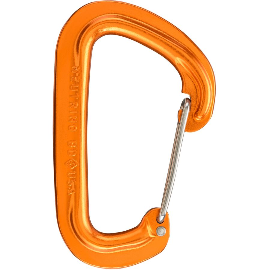 Black Diamond Neutrino Carabiner | Backcountry.com
