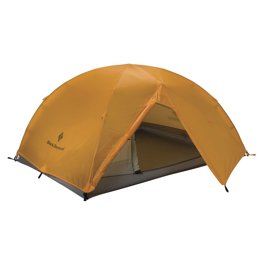 Black Diamond - Vista Tent 3-Person 3-Season - Marigold/Gray  sc 1 st  Backcountry.com : back country tents - memphite.com