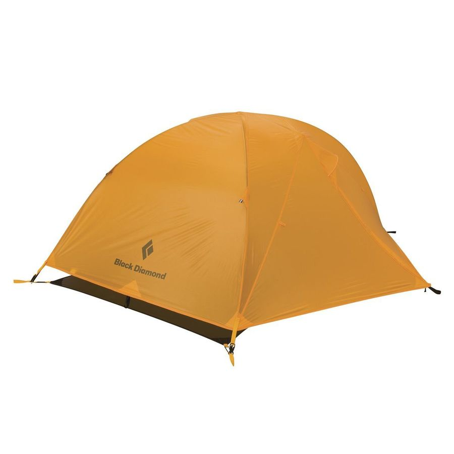 Black Diamond - Mesa Tent 2-Person 3-Season - Marigold/Gray  sc 1 st  Backcountry.com : black diamond lighthouse tent - memphite.com