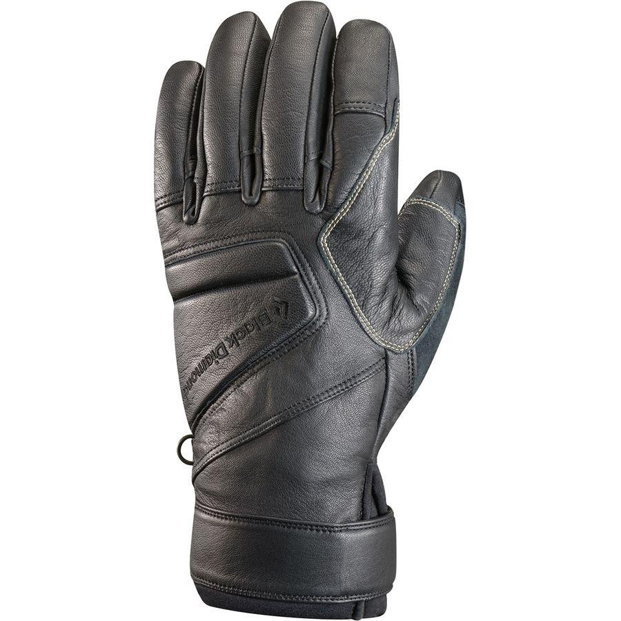 Black diamond virago gloves - Black Diamond Legend Glove Men S Black
