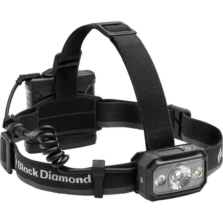 Graphite Black Diamond Icon 700 Headlamp