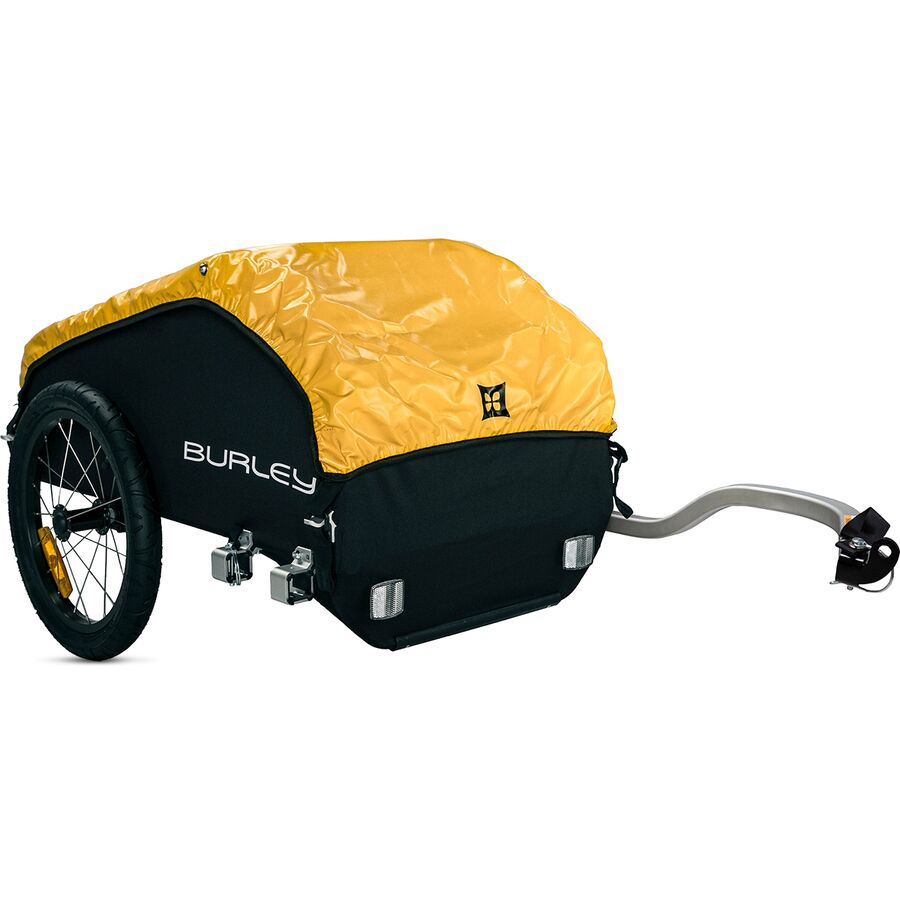 Burley - Nomad Touring Cargo Bike Trailer - Black