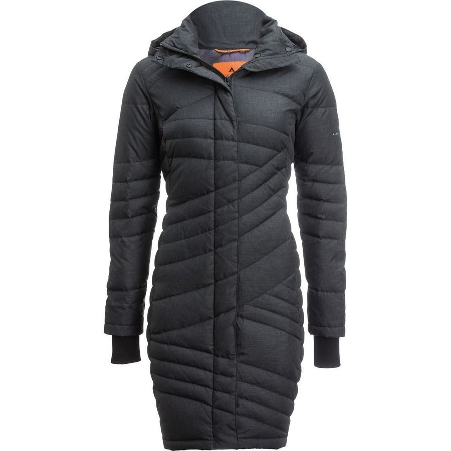 Basin and Range Evergreen Quilted Down Coat - Women's ...