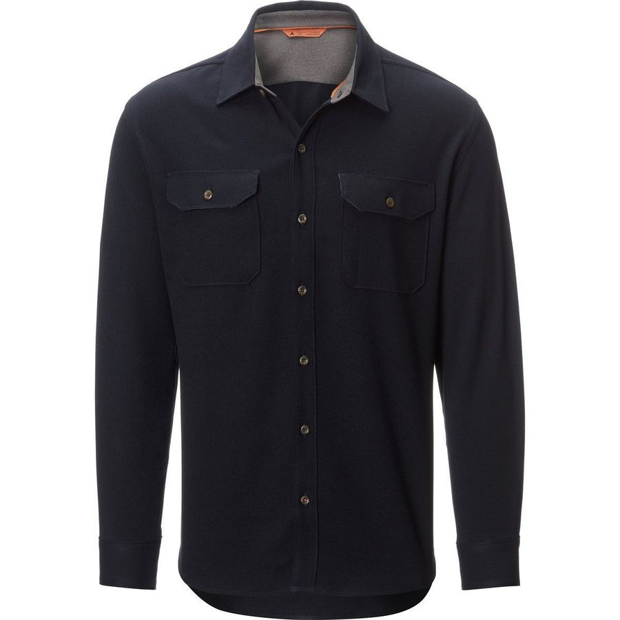 Basin and Range Woodside Heavyweight Quick-Dry Flannel Shirt - Mens