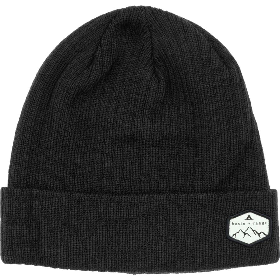 Basin and Range Patch Beanie