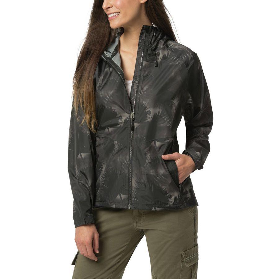 Basin and Range Spiro Rain Jacket - Womens