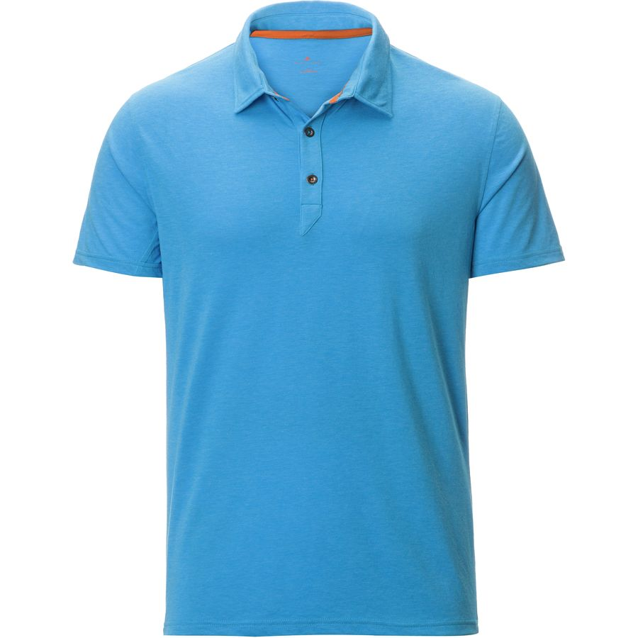 Basin and Range Meadows Dri-Release Polo Shirt - Men\u0027s