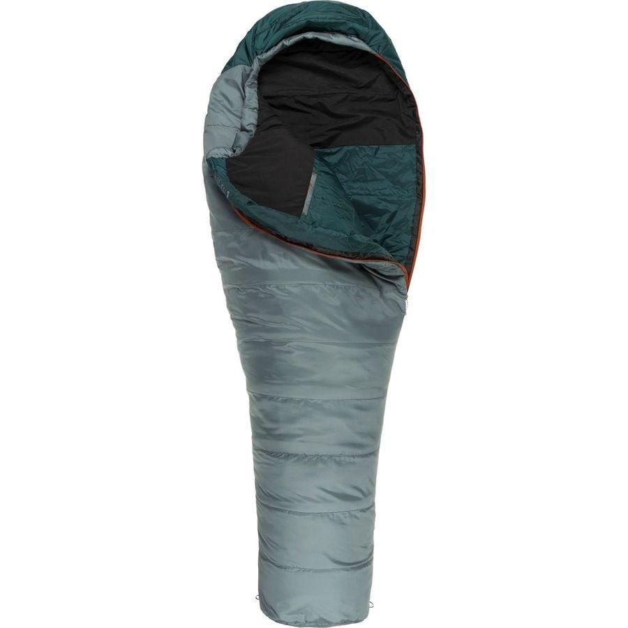 Basin and Range Uinta Sleeping Bag: 20 Degree Synthetic ...