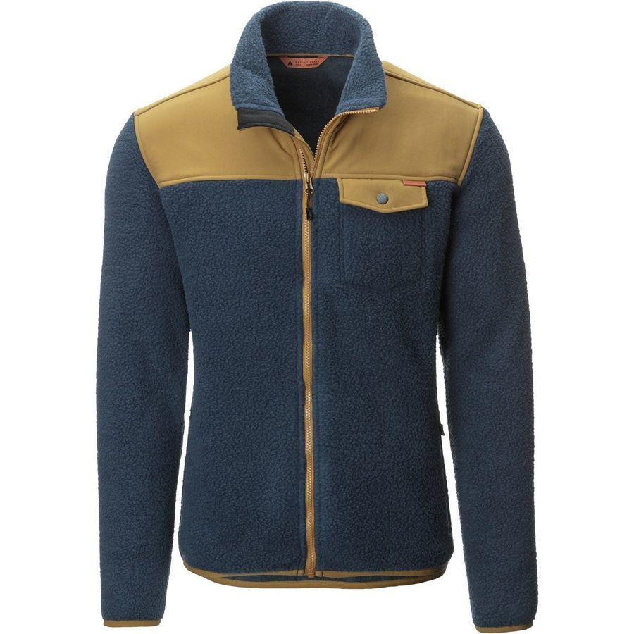 Basin and Range Dugway Heavyweight Fleece Jacket - Men's ...
