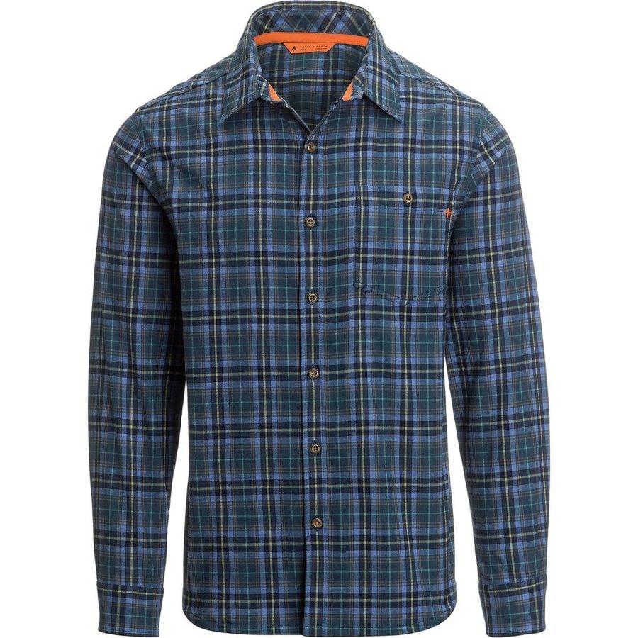 Basin And Range Buckskin Stretch Flannel Shirt Men S Steep Cheap