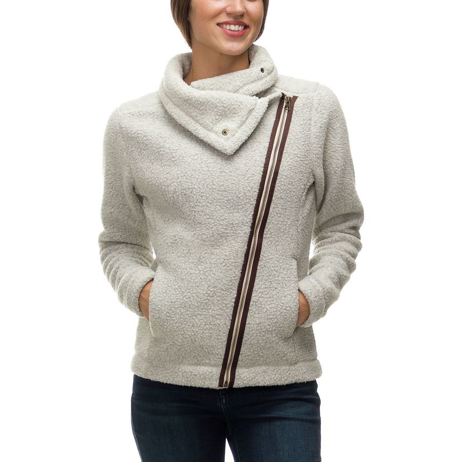 Basin and Range Lily Heavyweight Fleece Jacket - Women's ...