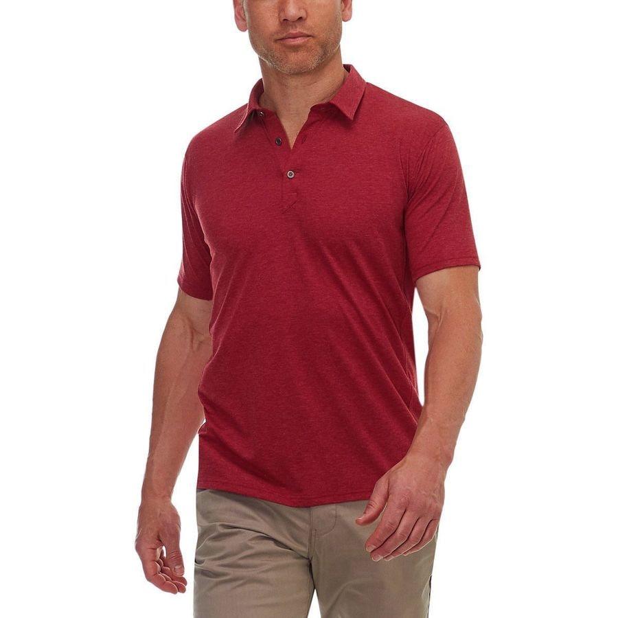 Basin And Range Meadows Drirelease Polo Shirt Mens Backcountry