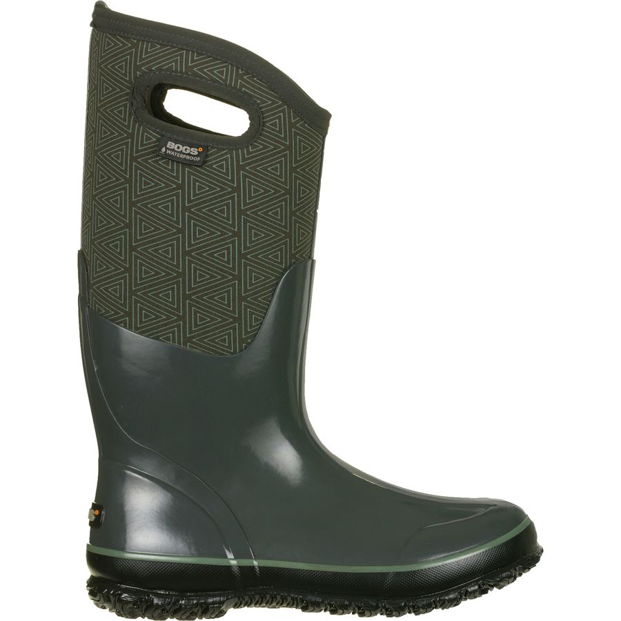 Bogs Classic Triangles Tall Boot - Womens