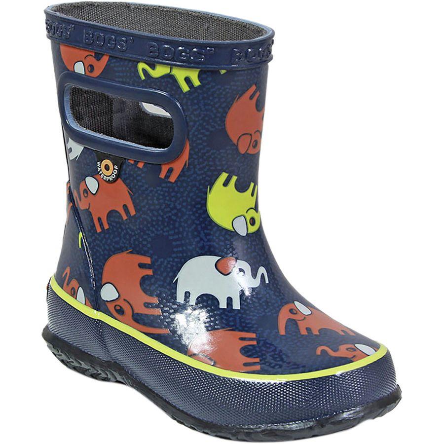 42e7a8726e1 Bogs - Skipper Elephants Rain Boot - Infant Boys  -