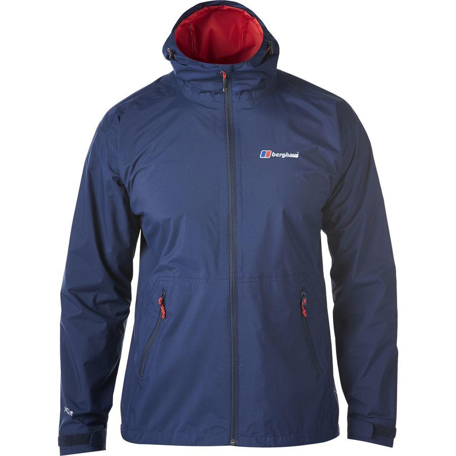 Berghaus Stormcloud Hooded Jacket - Mens