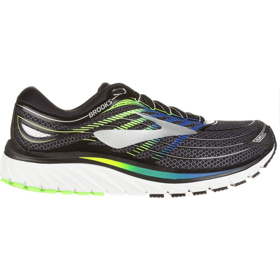 Brooks Shoes Glycerin Mens Black