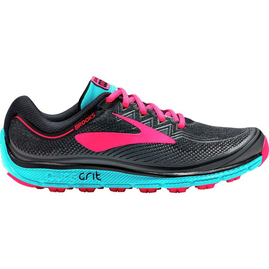 Brooks PureGrit 6 Trail Running Shoe - Womens
