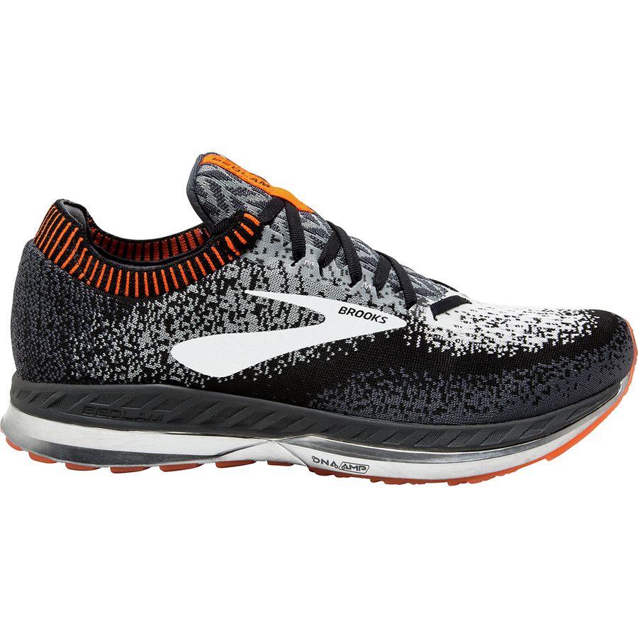 f4e68c2c0a029 Brooks - Bedlam Running Shoe - Men s - Black Grey Orange