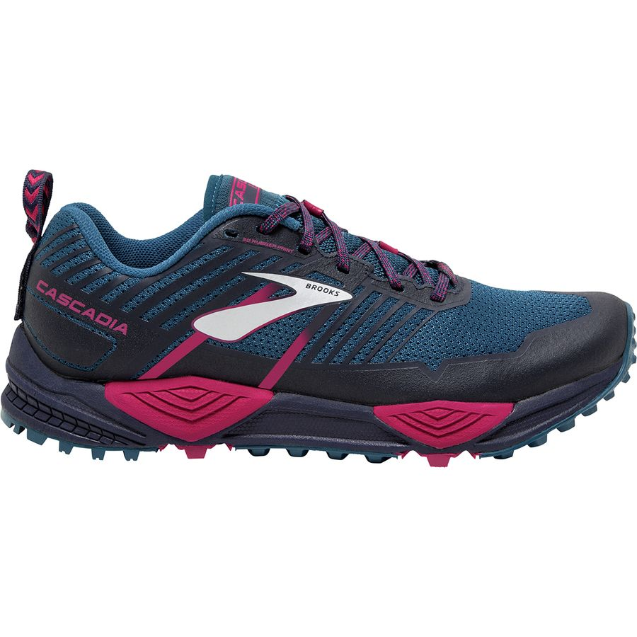 1f7da71fc9b Brooks - Cascadia 13 Trail Running Shoe - Women s - Ink Navy Pink