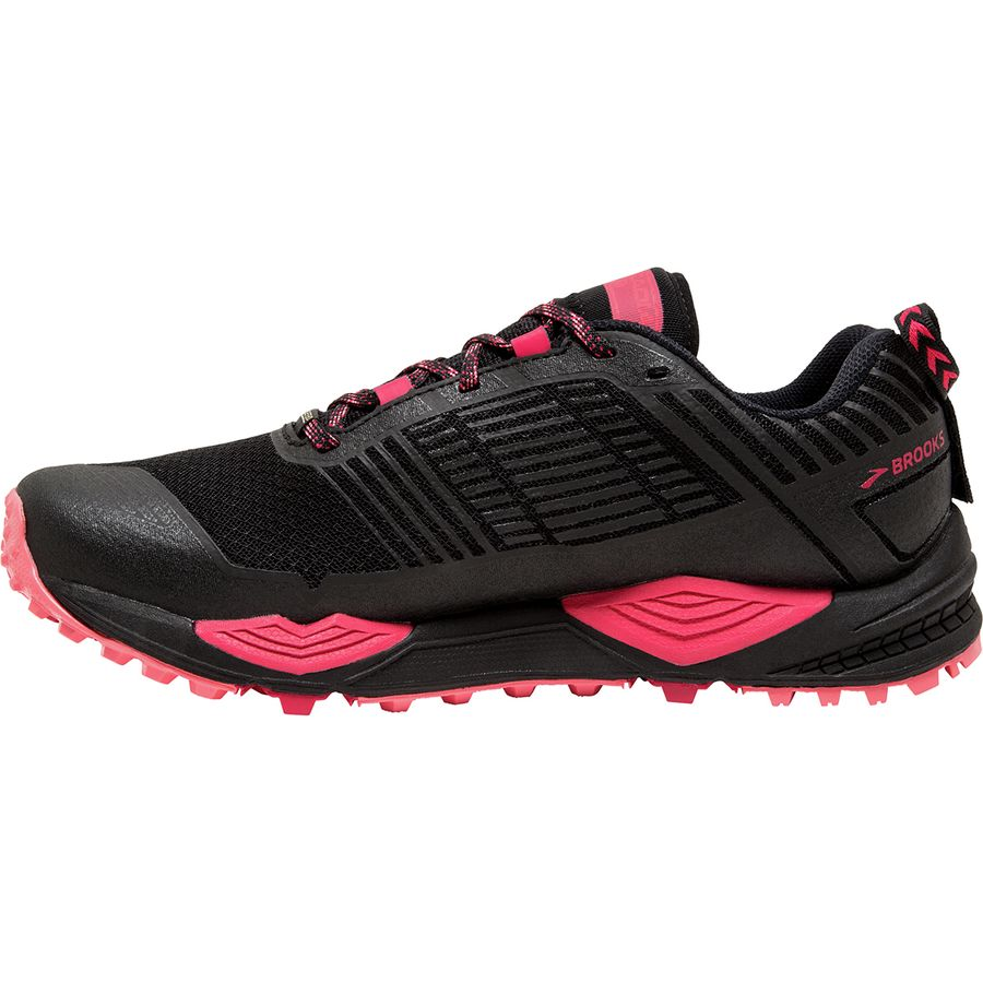 c3e2deded18d0 Brooks Cascadia 13 GTX Trail Running Shoe - Women s