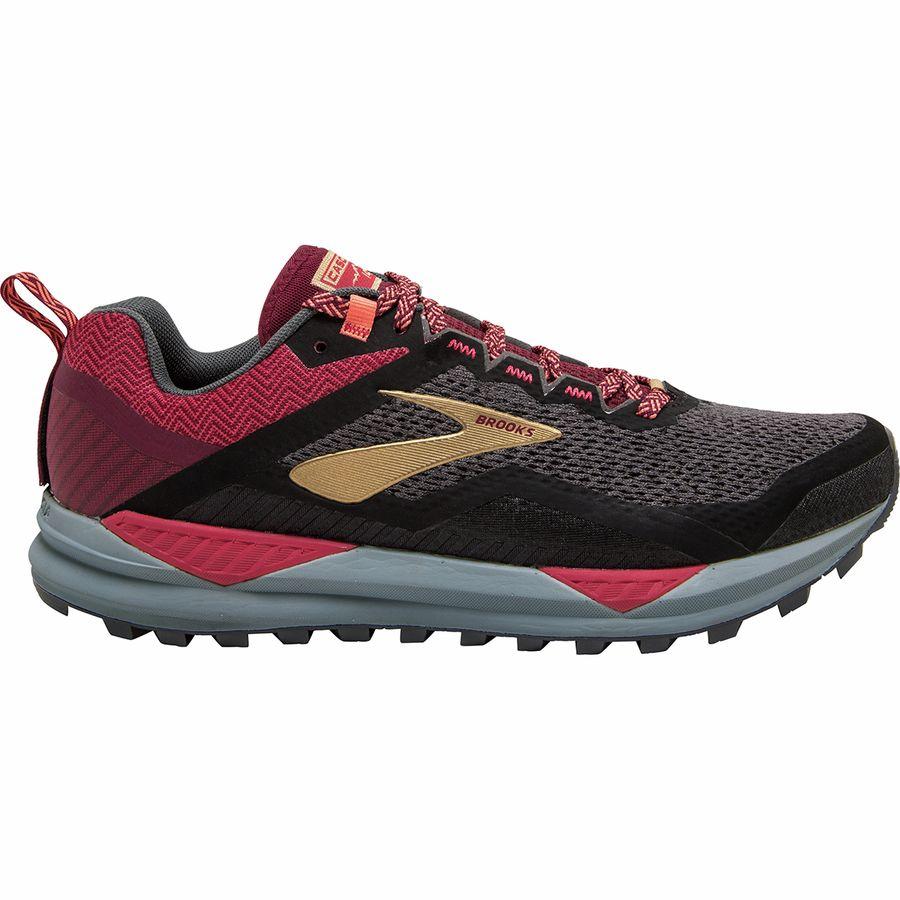 Brooks Herren Cascadia 13 Pacific Crest Trail Schuhe
