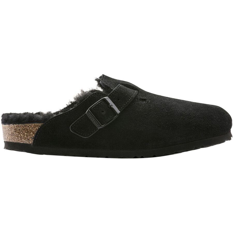 a6560c5ce3 Birkenstock Boston Shearling Lined Narrow Shoe - Women's | Backcountry.com