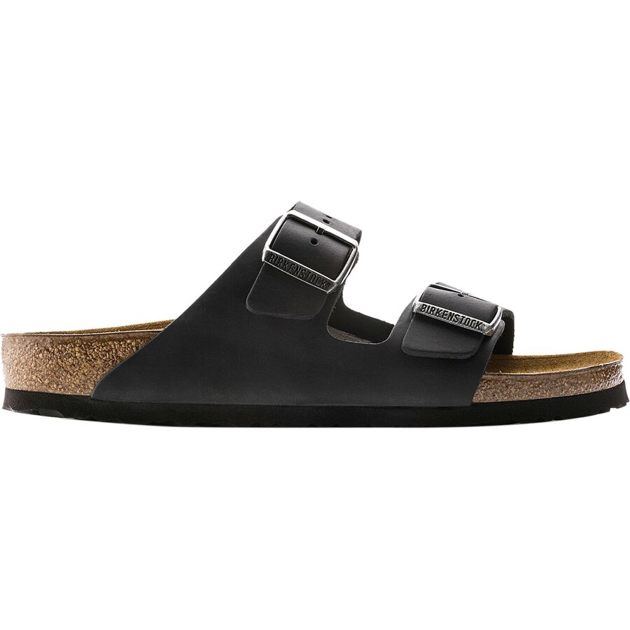 bd3a8becfcca Birkenstock - Arizona Leather Sandal - Women s - Black Oiled Leather