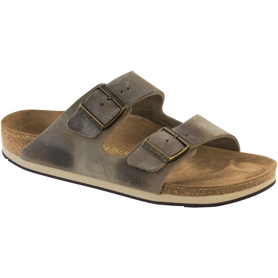 95f2b49194a3 Birkenstock - Arizona Sport Narrow Sandal - Women s - Taupe Waxed Suede