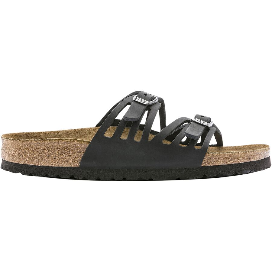 granada black single women Free shipping and returns on birkenstock sandals for women and men at nordstromcom  birkenstock granada soft footbed oiled leather  flower frill black fabric.