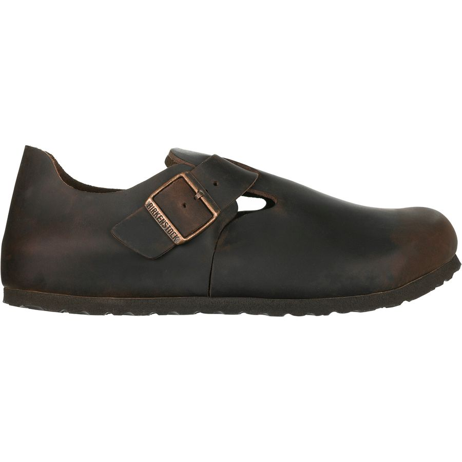 bcb2d14e86a Birkenstock - London Leather Shoe - Men s - Habana Oiled Leather