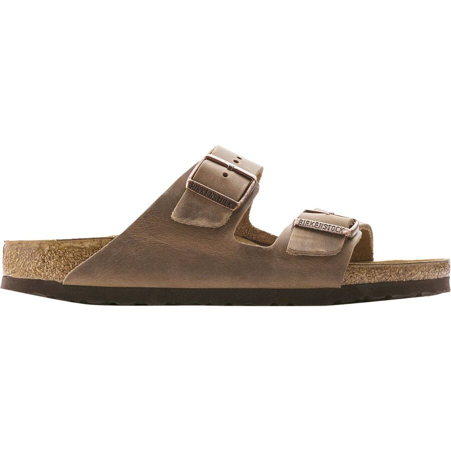 Birkenstock - Arizona Leather Narrow Sandal - Women s - Tobacco Oiled  Leather d872bdf7d