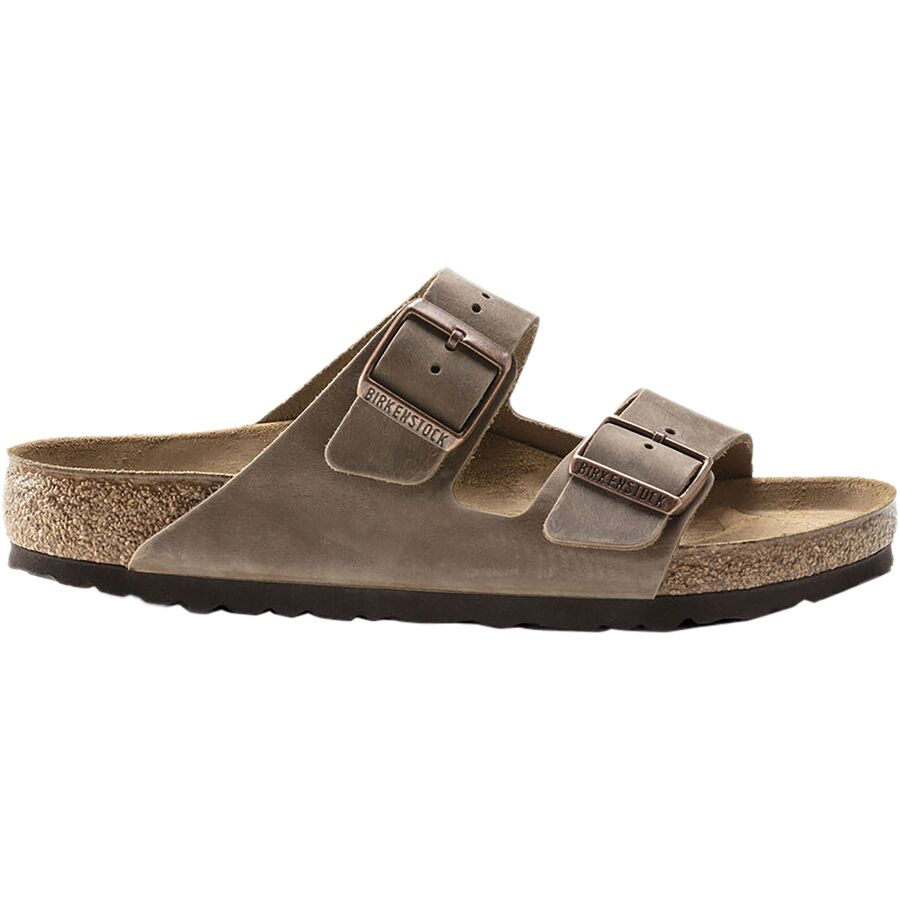 f601f5b7b70 Birkenstock - Arizona Leather Sandal - Men s - Tobacco Oiled Leather