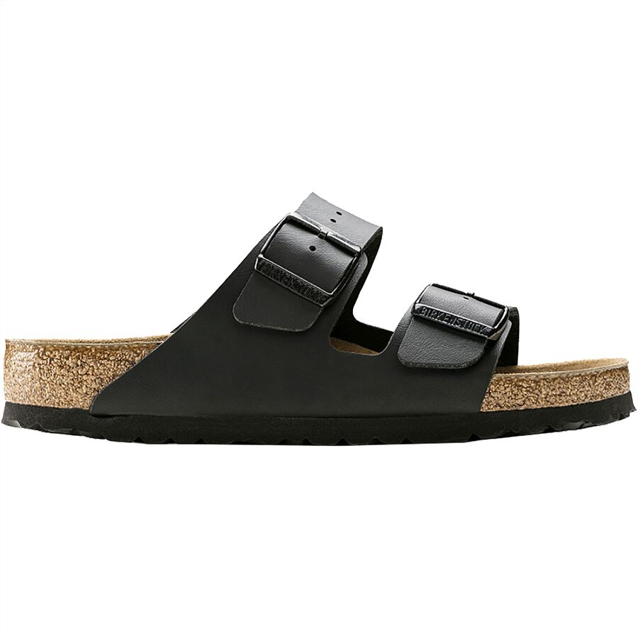 8388661a706e Birkenstock - Arizona Soft Footbed Narrow Sandal - Women s - Black Birko  Flor