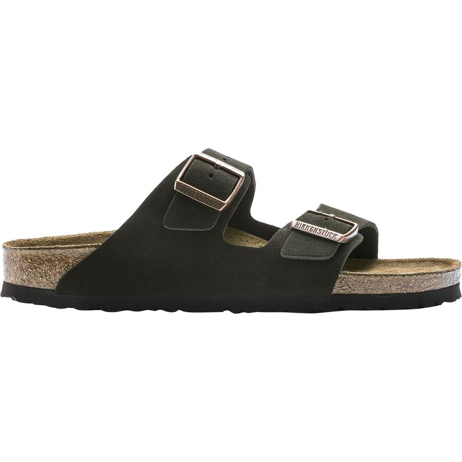 45583be17b9e Birkenstock - Arizona Soft Footbed Suede Sandal - Men s - Mocha Suede