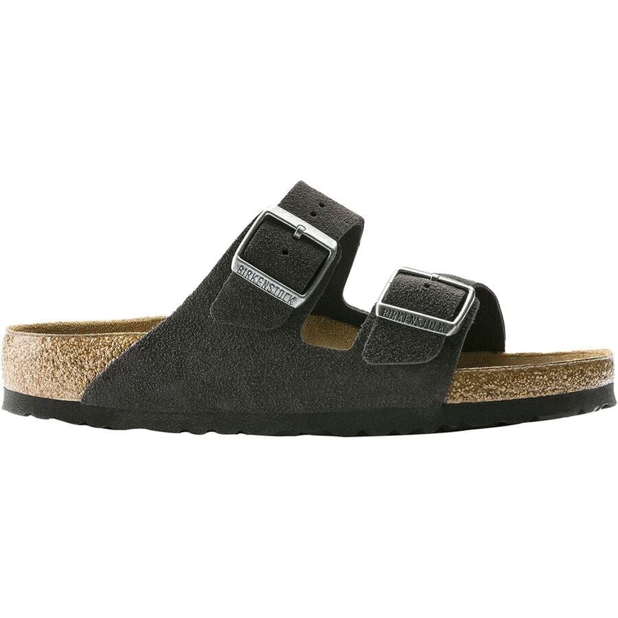 f5ee6ba9eeb Birkenstock Arizona Soft Footbed Suede Sandal - Men s