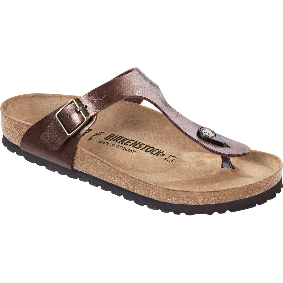 Buy Birkenstock Gizeh Unisex Leather Sandals and other Flip-Flops at inerloadsr5s.gq Our wide selection is eligible for free shipping and free returns/5(K).