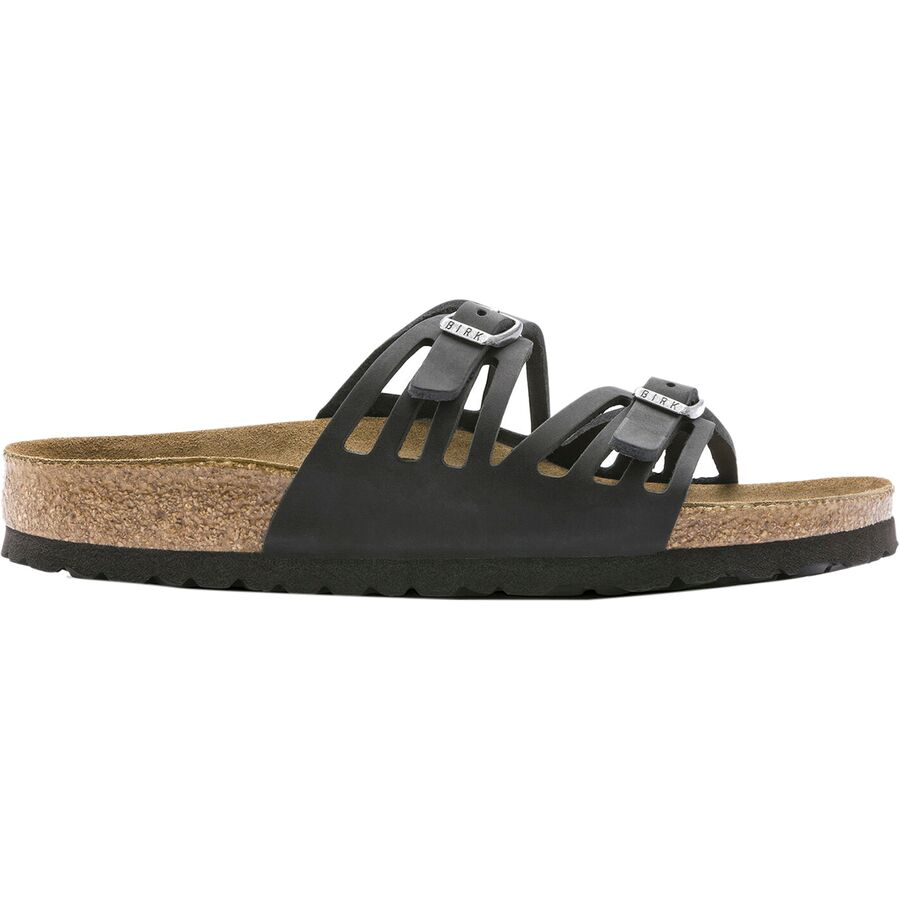 0720c46d6757 Birkenstock Granada Soft Footbed Leather Sandal - Women's | Backcountry.com