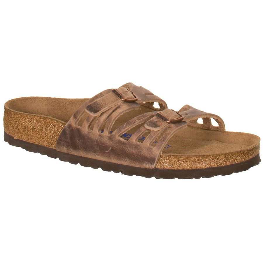 e2d17de71eb41 Birkenstock Granada Soft Footbed Leather Sandal - Women s ...