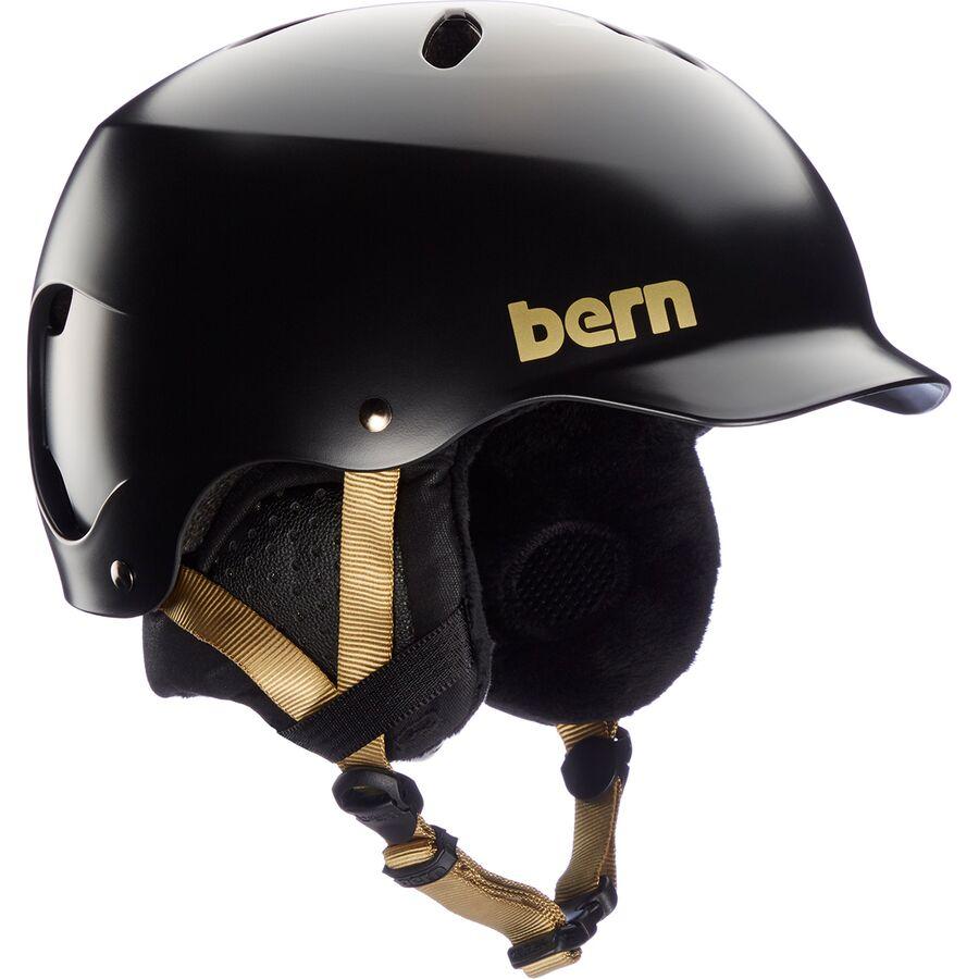 Bern Lenox Eps Thin Shell Visor Helmet Women S